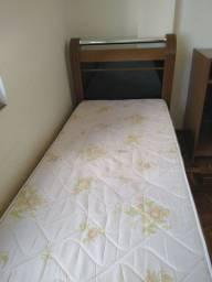 Cama + colchão novos
