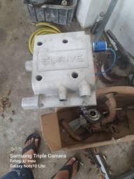 Kit turbo E-drive palio fire 1.0 tbi eletrônico