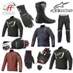 Alpinestars-Jaquetas, calças, luvas, botas, etc