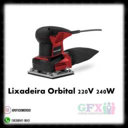 NOVIDADE LIXADEIRA ORBITAL 220V 240W