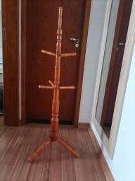 Título do anúncio: Cabideiro madeira maciça 7 braços