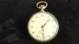 Relogio Omega Cronografo Olimpico Raríssimo De Bolso 490,00
