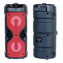 Caixa de som Bluetooth zqs-4210 portátil (House eletronics)