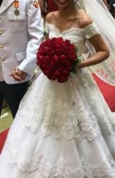Vestido de noiva - Estilista Celeste Pimenta