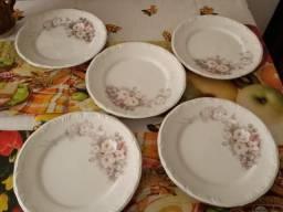 Conjuntos De Pratos De Porcelana