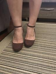 Vendo sandália Melissa número 37
