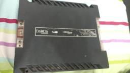 Módulo amplificador Banda Digital 4.8. 480 RMS. 4 canais