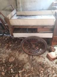 Triciclo bicicleta. 250.00 Reais