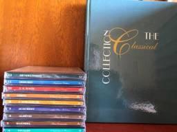 Livro - The Classical Collection Livro + 12 Cds (NOVO)