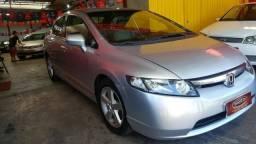 Honda Civic lxs mecanico flex ano 2008 r$7.900,00 - 2008