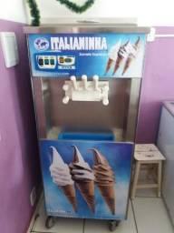 Máquina de sorvetes (italianinha)