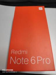 Redmi Note 6 Pro (Versão Global )4GB e 64GB