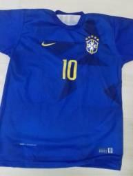 Camisa Brasil 2018 M