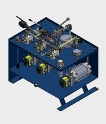 Unidades Hidráulicas Personalizadas 3cv