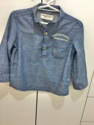 Camisa para menino,coleção infantil da Ana Hickmann!