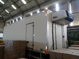 Bau frigorífico Truck - 2013