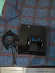 PS4 com defeito no hd