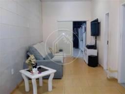 Casa à venda com 2 dormitórios em Meier, Rio de janeiro cod:856713