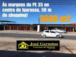 Vendo imóvel em Igarassu, ás margens da PE 35 e a 50 m do shopping!