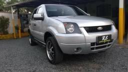 Eco sport XLT Top de linha, Motor novo +GNV em baixo invisível (Tricombustivel) - 2005