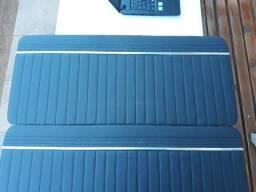Par forros de porta c10 c14 c15 novos com friso