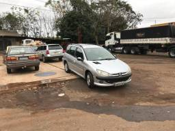 Peugeot 206 SW anal 2005 - 2005