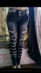 Vendo calça jeans por 40reais Nova na etiquetas e