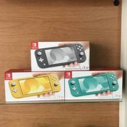Nintendo Switch Lite Lacrado