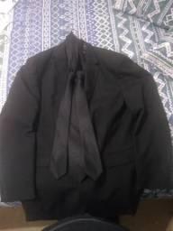 Terno camisa e sapato