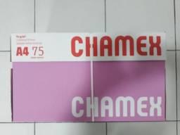 Papel Chamex 75G 500 FL A4 - Caixa com 10 Remas