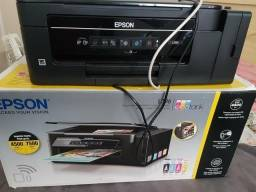 Impressora l396 (2 meses de uso)