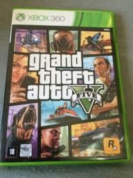 Jogo Gta V Xbox 360 Original Entrego Parcelo Gta 5 Comprando Agora Ganha Outro