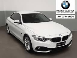 BMW 430I 2017/2017 2.0 16V GASOLINA CABRIO SPORT AUTOMÁTICO - 2017