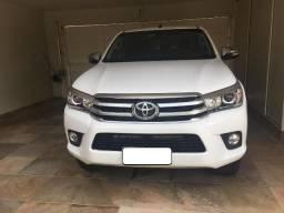 Toyota hilux srx a mais completa e conservada - 2017