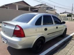 Corsa sedan completo abaixo do valor - 2006