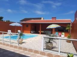 Alugo casa na praia de Shangrila com piscina