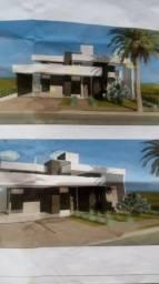 Casa Condomínio Alpha Jales Residencial - Em Fase de Acabamento.