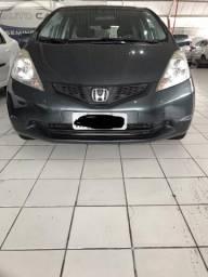 Honda Fit Lx Automático - 2010