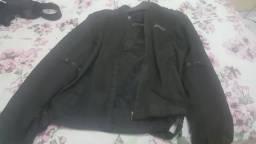 Jaqueta com proteção nas costas ombros e cotovelos importada de marca Sprint