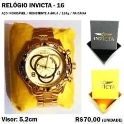 Relógio Invicta - Modelo 16