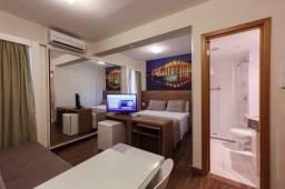 Alugo Flat mobiliado no S4 Hotel em Águas Claras