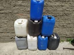 Galões 20 litros