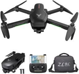 Drone Sg906 Pro - Gimbal 2 Eixos Câmera 4k Wifi 5g 2baterias