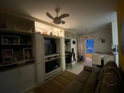 Apartamento à venda com 1 dormitórios em Coqueiros, Florianópolis cod:Ap0984