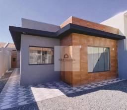 Casa com 3 dormitórios à venda, 81 m² por R$ 266.500,00 - Estados - Fazenda Rio Grande/PR