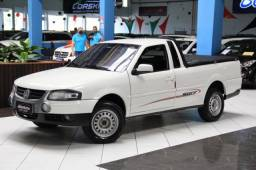 VOLKSWAGEN SAVEIRO 1.6 MI CS 8V GASOLINA 2P MANUAL G.III