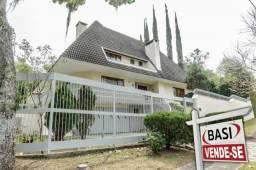 Casa à venda com 3 dormitórios em Vista alegre, Curitiba cod:7881