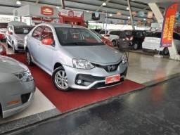 ETIOS 2017/2018 1.5 XLS SEDAN 16V FLEX 4P AUTOMÁTICO