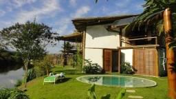 Casa integrada com a natureza - 04 suítes em Cond. Porto do Frade, Angra dos Reis/RJ