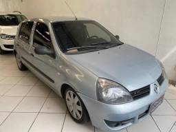 CLIO 2007/2007 1.0 AUTHENTIQUE 8V GASOLINA 4P MANUAL